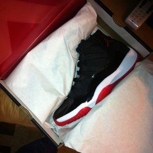 Jordan 11 Bred,